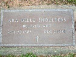 Ara Belle <i>Durrett</i> Shoulders