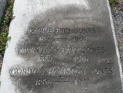 Gordon Houston Jones