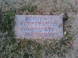 Beulah <i>Springfield</i> Huffstutler