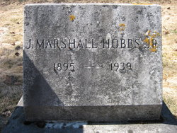 John Marshall Hobbs, Jr
