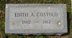 Edith A <i>Eckman</i> Costolo
