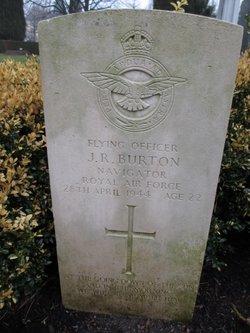 John Raymond Burton