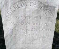 Charlotte <i>Stow</i> Allen