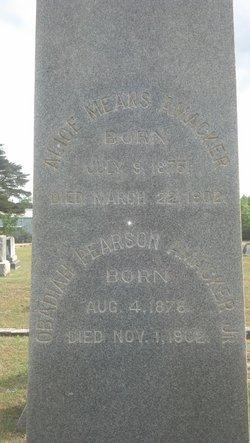Obadiah Pearson Amacker, Jr