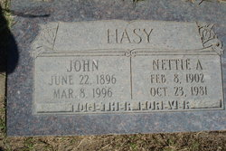 John Hasy