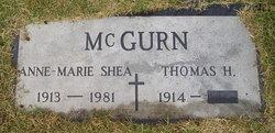Anne Marie <i>Shea</i> McGurn