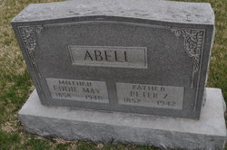 Eddie May <i>Ray</i> Abell