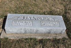 George F Reynolds