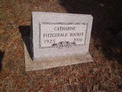 Catherine <i>Fitzgerald</i> Booker