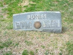 Nina Grace <i>Beaty</i> Jones