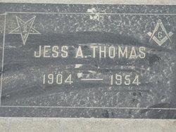 Jesse Adam Jerry Thomas