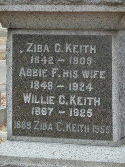 Ziba Cary Keith