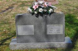 Stella Marie McLeod
