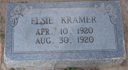 Elsie Kramer