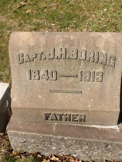 Capt John H Boring