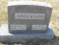 Lloyd Anderson