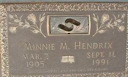 Minnie <i>McGee</i> Hendrix