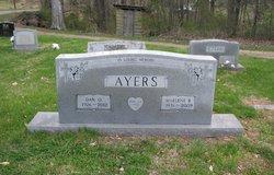Marlene B <i>Bible</i> Ayers