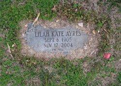 Lilah Kate Ayres