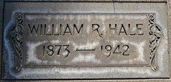 William R Hale