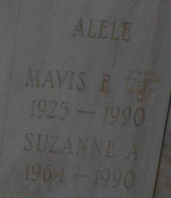 Suzanne A Alele