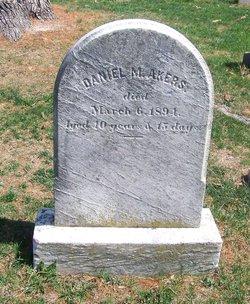Daniel M Akers