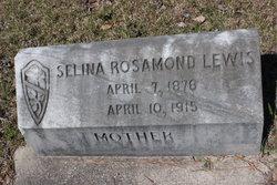 Selina Rosamond <i>Floyd</i> Lewis