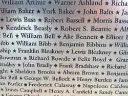 Lieut Benjamin Franklin Bleakney