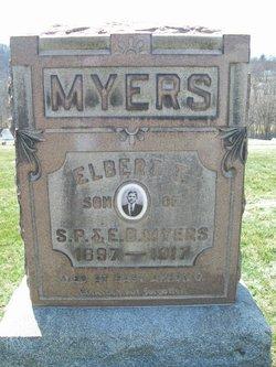 Elbert T Myers