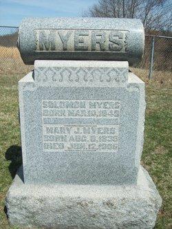 Mary J Myers