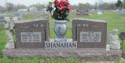 Rev David Julian Shanahan, Sr