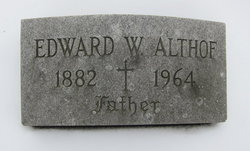 Edward W Althof