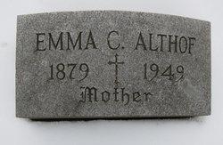 Emma Caroline Althof