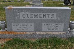 Edward Tuley Clements, Sr