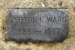 Merton Edgar Ward