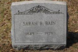 Sarah Betts <i>Beyer</i> Bain
