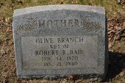 Olive Branch <i>Heller</i> Bain