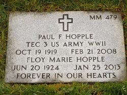 Paul Franklin Hopple