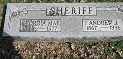 Georgia <i>Evans</i> Sheriff
