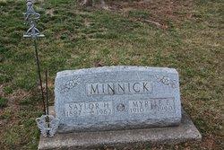 Saylor H. Minnick