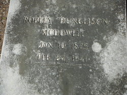 Robley Dunglison McDowell