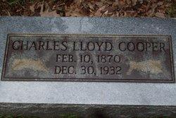 Charles Lloyd Cooper
