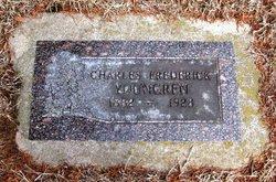 Charles Fredrick O Youngren