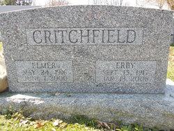Erby Belle <i>Hutchinson</i> Critchfield