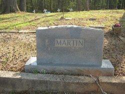 Elizabeth Betsie <i>Harris</i> Martin