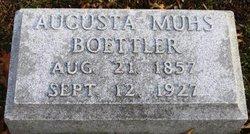 Augusta <i>Muhs</i> Boettler