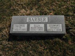 Elenora R Ella <i>Blanchard</i> Barber