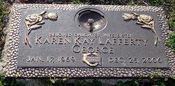 Karen <i>George</i> Lafferty