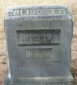 Virginia Pickens Jennie Blissett