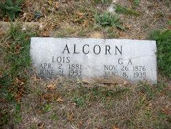 Lois <i>Pickett</i> Alcorn